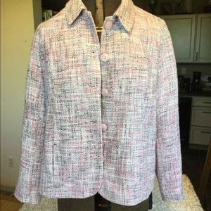 Appleseed's Tweed Jacket